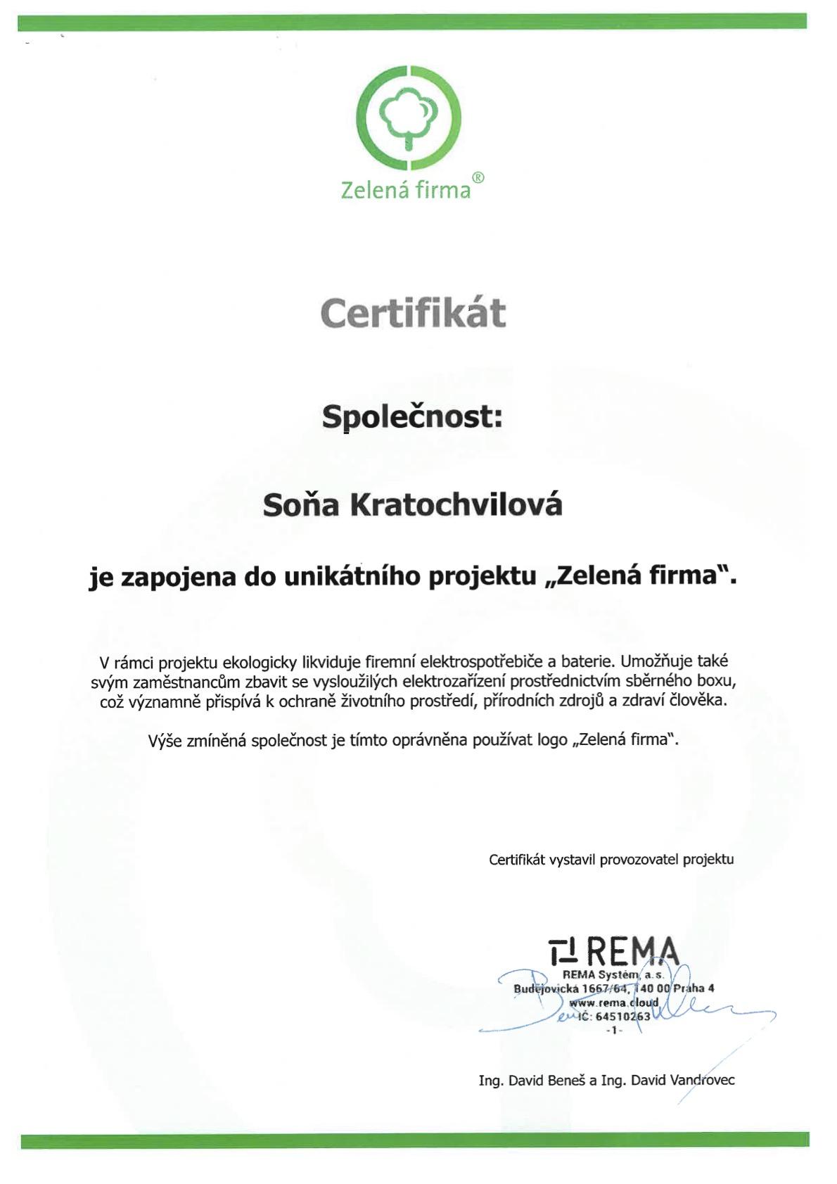 Applegang_zelená_firma
